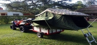 Carpas para trailer LC Off Road